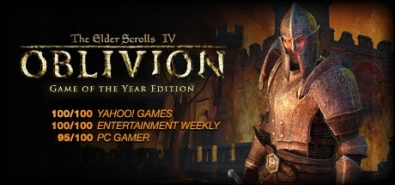 The Elder Scrolls IV: Oblivion GOTY для STEAM
