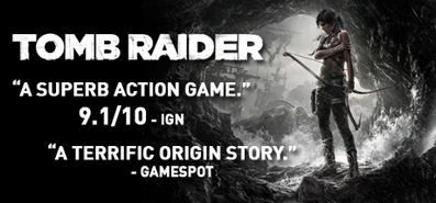 Tomb Raider для STEAM