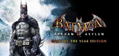 Batman: Arkham Asylum Game of the Year Edition для STEAM