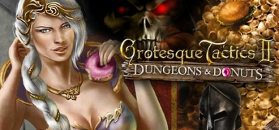 Купить Grotesque Tactics 2 - Dungeons and Donuts