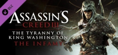 Купить Assassin's Creed III - The Infamy (DLC 3)