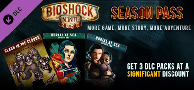 Bioshock Infinite - Season Pass для STEAM