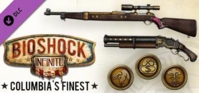 Купить Bioshock Infinite: Columbia's Finest