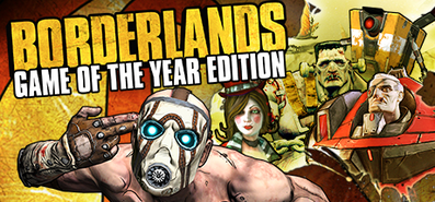 Borderlands: Game of the Year для STEAM