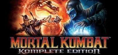 Mortal Kombat. Komplete Edition для STEAM