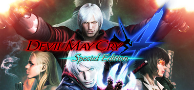 Devil May Cry 4 Special Edition для STEAM