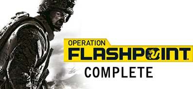 Купить Operation Flashpoint Complete