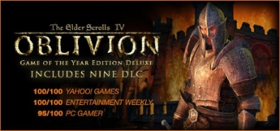 The Elder Scrolls IV: Oblivion Game of the Year Edition Deluxe для STEAM