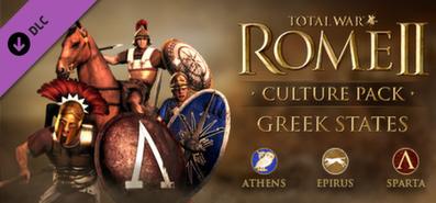 Купить Total War: Rome II - Greek States Culture Pack