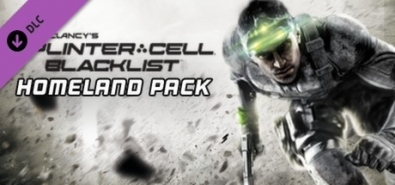 Купить Tom Clancy's Splinter Cell: Blacklist - Homeland