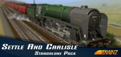 Trainz: Settle and Carlisle для STEAM