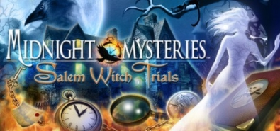 Купить Midnight Mysteries 2: Salem Witch Trials