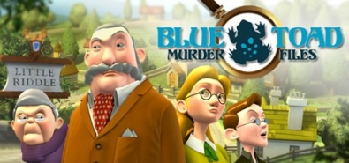 Купить Blue Toad Murder Files