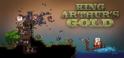 Купить King Arthur's Gold