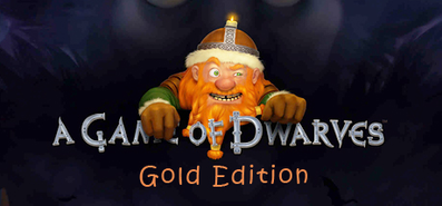 Купить A Game of Dwarves: Gold Edition