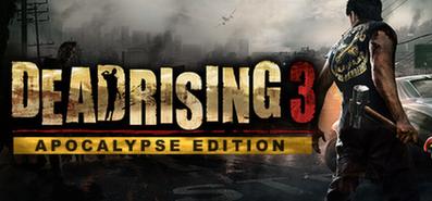 Dead Rising 3 - Apocalypse Edition для STEAM