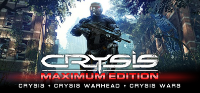 Купить Crysis Maximum Edition