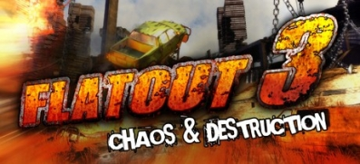 Купить Flatout 3: Chaos & Destruction