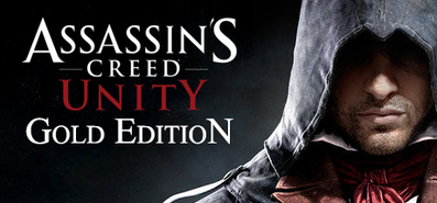 Купить Assassin's Creed: Unity Gold