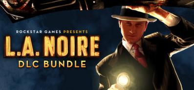 L.A. Noire: DLC Bundle для STEAM