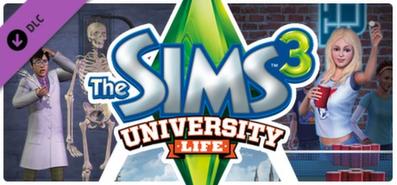 Купить The Sims 3: Студенческая жизнь