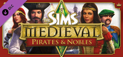Купить The Sims Medieval: Pirates & Nobles
