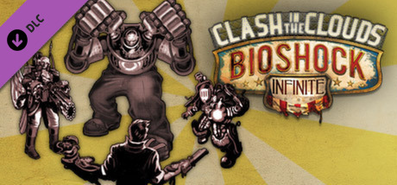 Купить BioShock Infinite: Clash in the Clouds