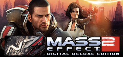 Купить Mass Effect 2. Digital Deluxe Edition