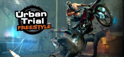 Купить Urban Trials Freestyle