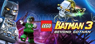 LEGO Batman 3: Beyond Gotham для STEAM