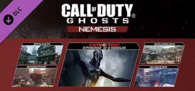 Купить Call of Duty: Ghosts - Nemesis (DLC 4)