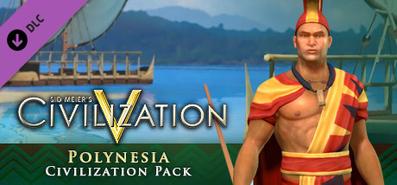 Купить Sid Meier´s Civilization V - Civilization and Scenario Pack: Polynesia