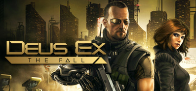 Купить Deus Ex: The Fall