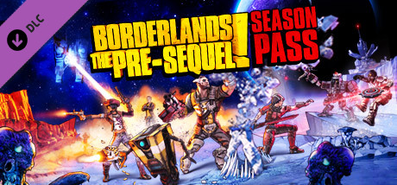 Borderlands: The Pre-Sequel - Season Pass для STEAM
