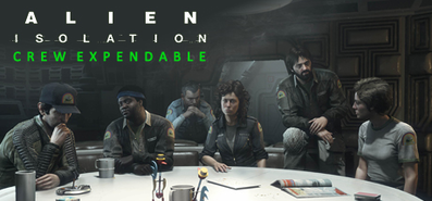 Купить Alien: Isolation - Crew Expendable