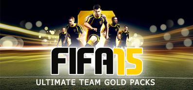 Купить FIFA 15 Ultimate Team GOLD PACKS + Adidas collection