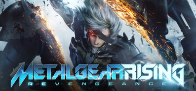 METAL GEAR RISING: REVENGEANCE для STEAM