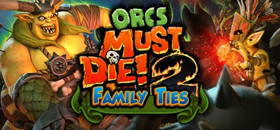 Купить Orcs Must Die! 2 - Family Ties Booster Pack