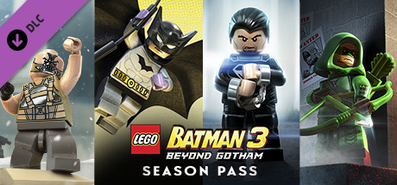Купить LEGO Batman 3: Beyond Gotham Season Pass