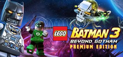 Купить LEGO Batman 3: Beyond Gotham Premium Edition