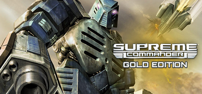 Купить Supreme Commander Gold Edition