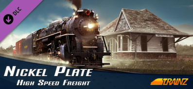 Купить Trainz Simulator 12: Nickel Plate High Speed Freight Set
