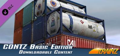 Купить Trainz Simulator 12: CONTZ Pack - Basic Edition