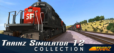 Купить Trainz Simulator 12 Collection