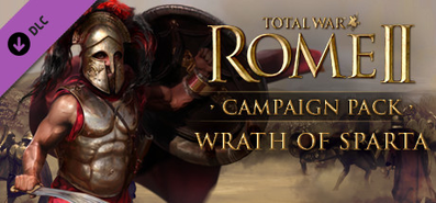 Купить Total War: ROME II - Wrath of Sparta Campaign Pack