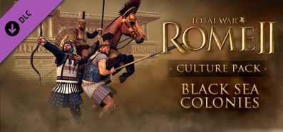 Купить Total War: ROME II -  Black Sea Colonies Culture Pack