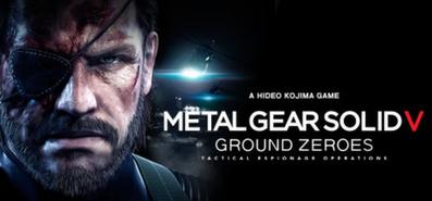 METAL GEAR SOLID V: GROUND ZEROES для STEAM