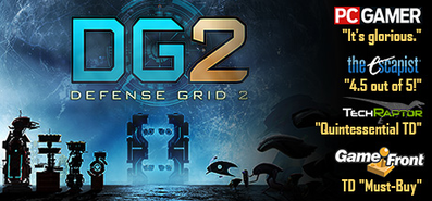 Купить DG2: Defense Grid 2