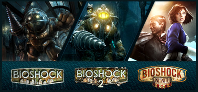 Купить BioShock: The Collection для STEAM