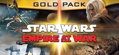 Star Wars Empire at War: Gold Pack для STEAM